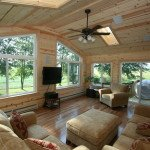 When you remodel, a home addition can reflect the changes in your family – such as a sunroom